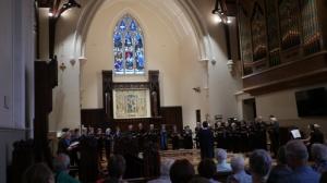 Choir with soloist